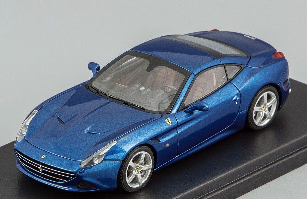 Ferrari california t Blau 1 43 klug aussehen ls431b