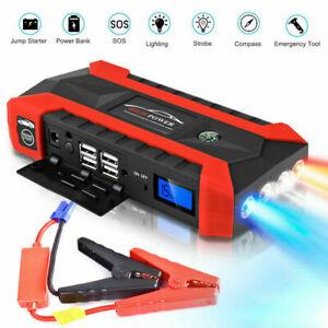 AUTO-JUMP-STARTER-1000A-picco-20000mAh-caricabatterie-portatile-con-LED-Flash-Luce