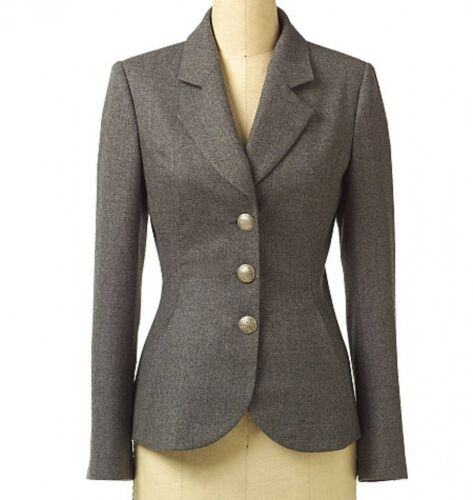 Free UK P/&P ... Vogue Ladies Sewing Pattern 8333 Semi Fitted Lined Jacket