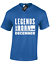LEGENDS ARE BORN IN DECEMBER MENS T SHIRT BIRTH BORN MONTH SLOGAN NOVELTY S-5XL