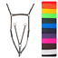 Stockmans-Horse-PVC-Breastplate-Martingale-Rings-In-Pony-Cob-Full-Xfull miniature 2