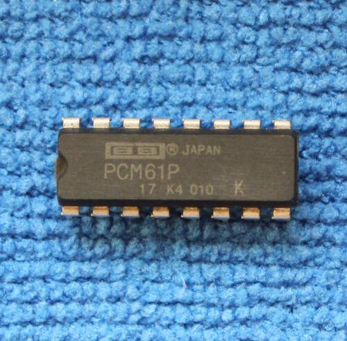 5pcs PCM61P Audio DAC IC BURR-BROWN//BB DIP-16
