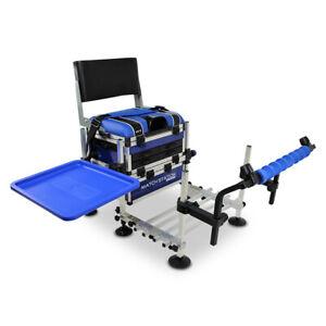 Match-Station-AS5-Drawer-Alloy-Pro-Sport-Seat-Box-Back-Rest-Footplate-Spray-Bar