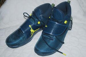 marino New 886916104564 Jordan Ship 13 lima Fly baloncesto Nike azul Po 5 hombre para Fast tama o Super R66Fq7AT