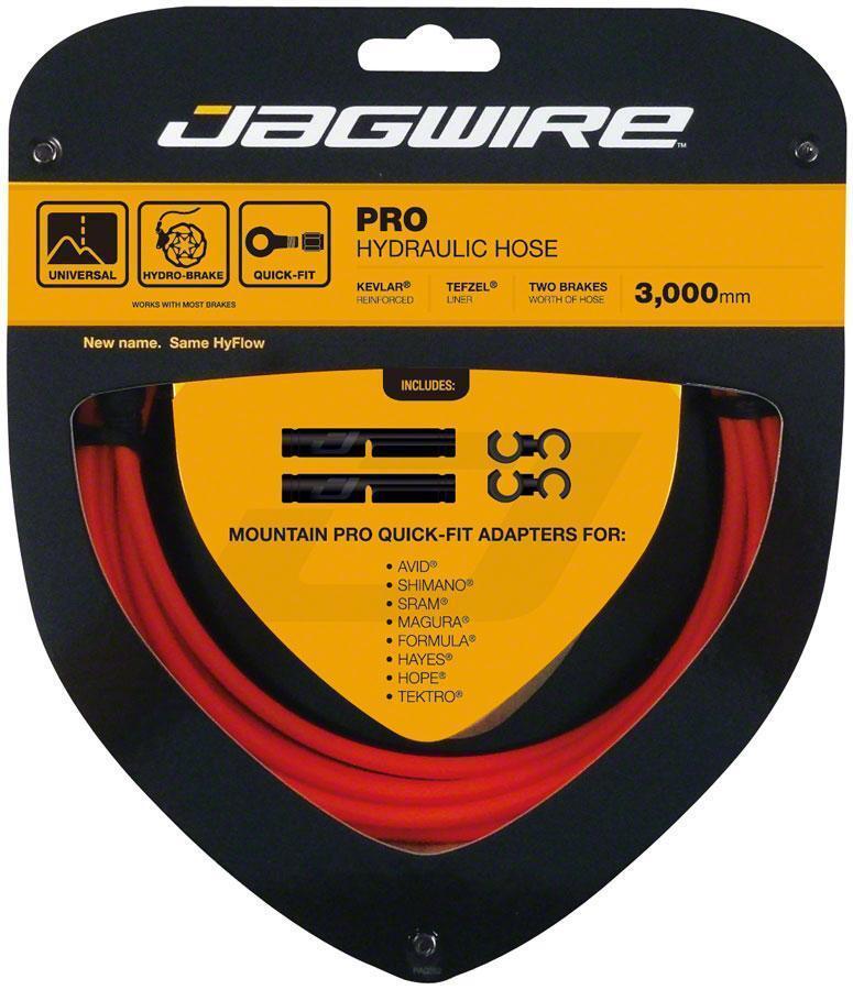 Jagwire Mountain Pro Disc Brake Hydraulic Hose, 3000mm Maxxis arancia