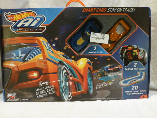 Hot Wheels AI Intelligent Race System System System STARTER KIT Toy Remote Control SET 529fff