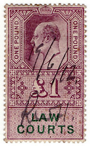 I-B-Edward-VII-Revenue-Law-Courts-Scotland-1