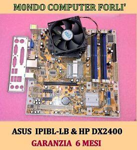 SCHEDA-MADRE-SOCKET-775-HP-amp-ASUS-IPIBL-LB-CPU-DUAL-CORE-E5200-COOLER-2Gb-RAM