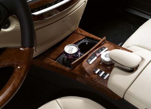 Mercedes Benz Original Cupholder S Klasse W//V 221 und CL Coupe C 216 Neu