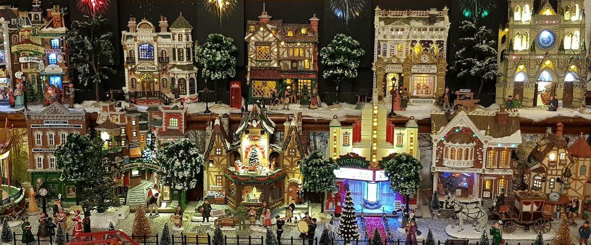 miniaturevillages