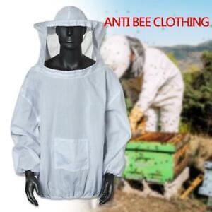 Protective Beekeeping Beekeepers Hat Veil Anti Bee Net Cap Apiculture Beekeeper Equipment Tool During Beehive Maintenance