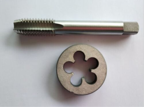 "1pc 1/"" inch  1-18UNS HSS Machine Plug Tap Die Tool"