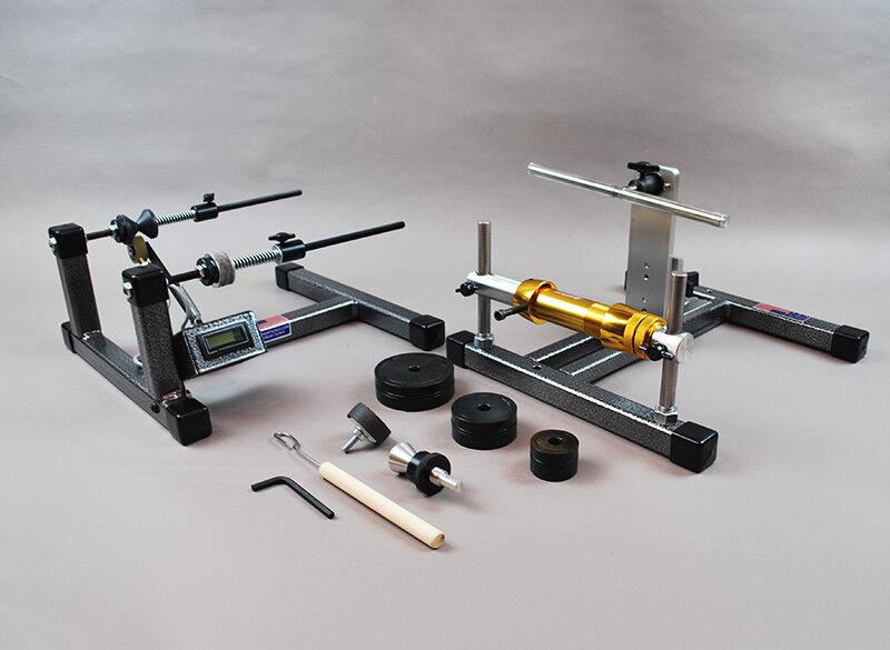 Reel Winder III  Super Spooler  Line Counter  Spinning Reel Adapter Kit