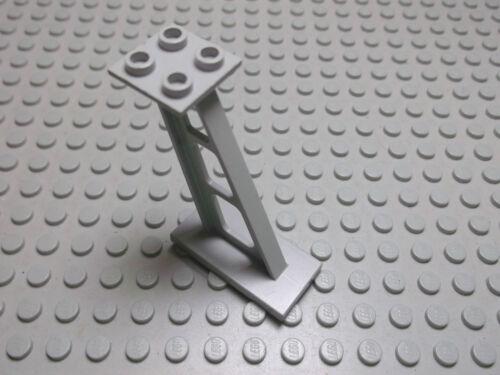 Lego 1 Stütze 2x4x5 althellgrau 4476b 5mm  Set 6991 6984 6991 6952