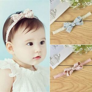 Kids-Toddler-Hair-Accessories-Headwear-Headband-Baby-Bowknot-Hair-Band