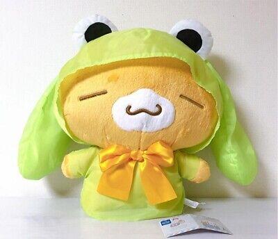 Cinnamoroll Cappuccino Raincoat BIG Plush doll SANRIO Furyu Prize Gift 35cm
