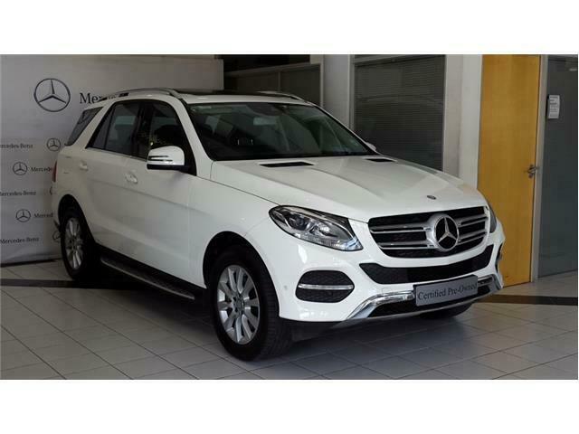 Mercedes-Benz GLE 250 d SUV 9G-Tronic, White with 39000km, for sale!
