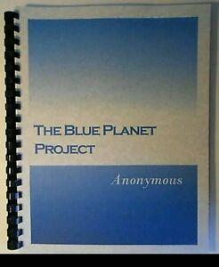 Blue-planet-project-Book-Set-Tutte-le-31-dell-039-alieno-UFO-e-cospirazione-libri