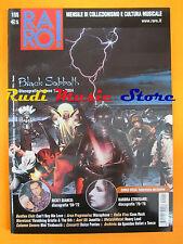 rivista RARO 155/2004 Black Sabbath Barbra Streisand Ricki Gianco E. Rega No cd