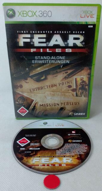 F.E.A.R. Files | Xbox 360 | gebraucht in OVP