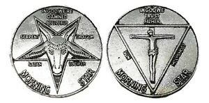 Prop-Lucifer-Coin-Morning-Star-TV-Show-Prop-Coin-35mm-x-2mm-Solid-Metal-3D