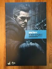 Hot Toys Iron Man 3 Tony Stark Mechanic sealed 1/6 Scale Sideshow MIB