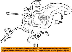Details about Jeep CHRYSLER OEM-Engine Control Module ECM PCU PCM Wiring