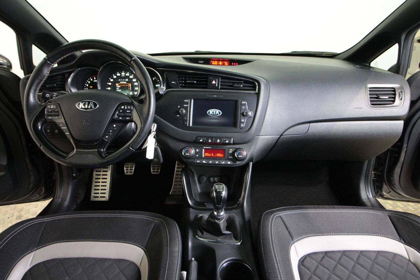 Kia Ceed CRDi 136 GT-Line Limited SW