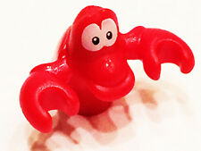 LEGO 41063 - Minifig, Animal: Crab - Sebastian - Red