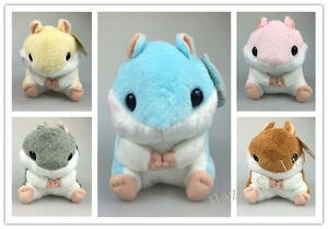 AMUSE-Hamster-Plush-Soft-Toy-Lovely-Fat-Hamster-Kids-Toy