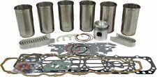 Engine Premium Overhaul Kit Diesel For Massey Ferguson 135 150 Tractors
