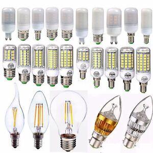 Lampadina-E27-E14-G9-B22-2-4-6-8-12-16-18W-LED-Edison-Filament-Light-Mais-Luce
