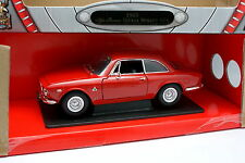 Yatming Road Signature 1/18 - Alfa Romeo Giulia Sprint GTA Bertone 1965 Rouge