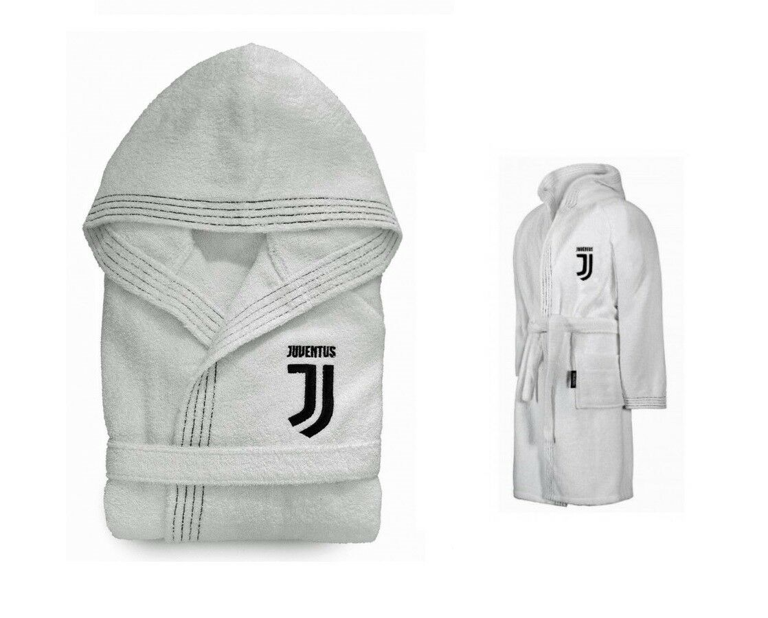 Official Bathrobe Taille M FC JUVENTUS JUVE Towel Nice Christmas Gift
