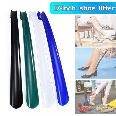1PCS Flexible Long Handle Shoehorn Lifter Disability Aid Stick Durable Shoe Horn