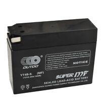 Ut4b-bs Yt4b-bs Battery For Yamaha Ttr50e Ttr90e Suzuki Dr-z70 Xq