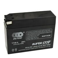 Ut4b-bs Yt4b-bs Battery For Yamaha Ttr50e Ttr90e Suzuki Dr-z70 Xq