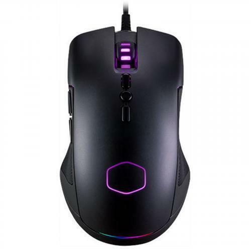Cooler Master MasterMouse CM310 RGB Gaming Mouse, 10000DPI Gaming Grade Optical
