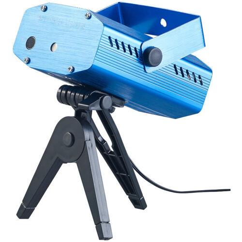 Lunartec Indoor-Laser-Projektor Sternenmeer-Effekt grün//rot Sound-Steuerung