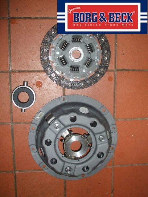 MG A MGA Mk2 1622cc CLUTCH KIT       (Plate, Cover, Release Bearing)  (1960- 62)