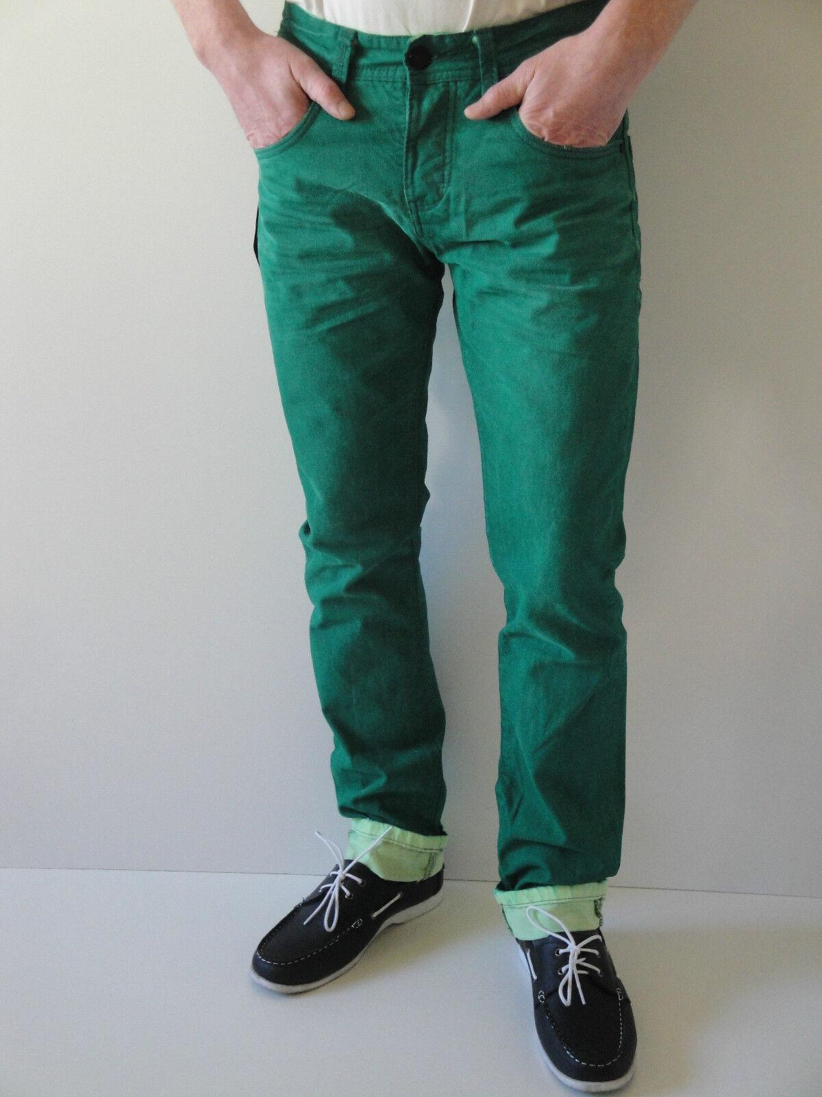 OGE One Green Elephant Columbus Jeans, green, W30,31,32,34,36 L32 L34
