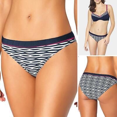 Triumph Womens Waves of Light Mini Bikini Bottoms