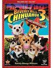 Beverly Hills Chihuahua 3 2pc BLURAY WS DVD