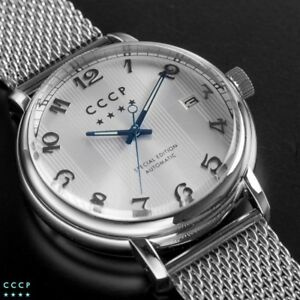 Image is loading GENUINE-CCCP-CP-7021-22-MEN-S-HERITAGE-
