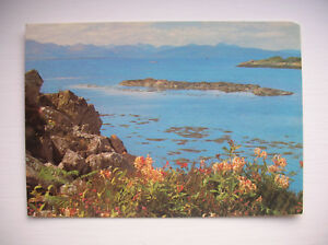 Skye-From-Kyle-of-Lochalsh-Cuillins-and-Red-Hills-etc-J-Arthur-Dixon