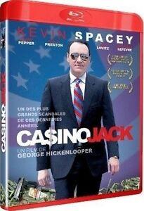 Blu-Ray-CASINO-JACK-Kevin-Spacey-Kelly-Preston-NEUF-sous-cellophane