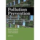 Pollution Prevention: Sustainability, Industrial Ecology, and Green Engineering by Louis Theodore, Ryan Dupont, Kumar Ganesan (Hardback, 2016)