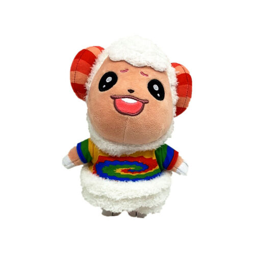 "Animal Crossing New Horizons Dom 8/"" Soft Plush Toys Stuffed Doll Limited Gifts"