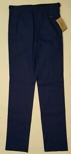Burberry London Men's Marrick Dress Pants Dark Empire Blue ...