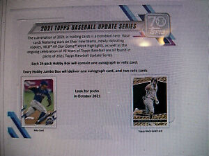 2021 TOPPS UPDATE SERIES TEAM SETS -PRESELL - ALL 30 TEAMS -CHOOSE FROM DROPDOWN